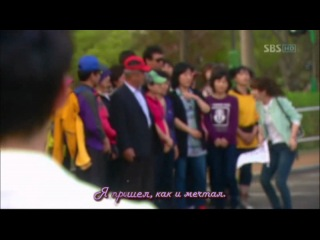 After A Long Time -  Cho Eun (The Rooftop Prince OST) RUS SUB