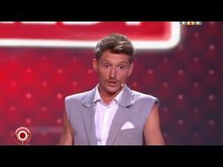 """Камеди Клаб. Павел """"Снежок"""" Воля - про танцы в клубе (21.09.12)"""
